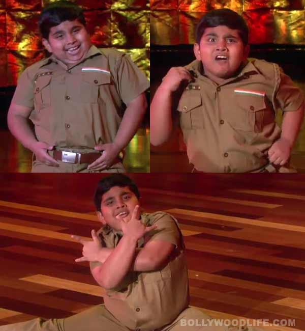 Akshat Singh's Salman Khan avatar impresses Ellen DeGeneres! Watch video!