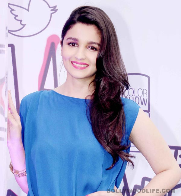 Alia Bhatt: I am not being offered any film by the Bhatts, they are launching other people!