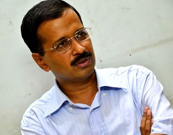 Is Arvind Kejriwal promoting Aamir Khan's cousin Haider?