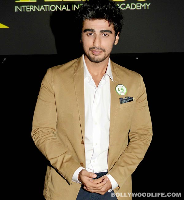 Who is Arjun Kapoor bonding with on the sets of Tevar?