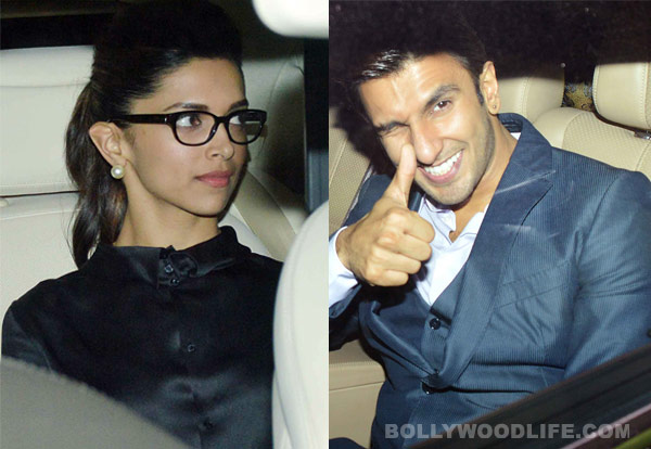 Deepika Padukone cheers for Ranveer Singh's Gunday!