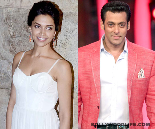 Salman Khan is Deepika Padukone's Mr Perfect, say fans!