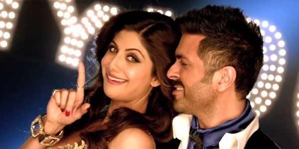 Dishkiyaoon song Tu mere type ka nahi hai: Shilpa Shetty and Harman Baweja's retro item number!