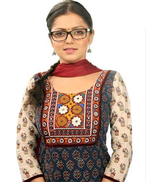 Is this Drashti Dhami's new look in Madhubala Ek Ishq Ek Junoon?