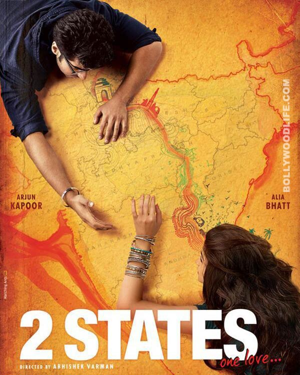 2 States first look: Alia Bhatt and Arjun Kapoor's cute love story!