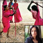 Nishtha Jain: Now that Gulaab Gang promos are on air, the buzz will only help my film Gulabi Gang