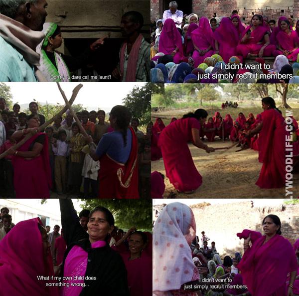 Gulabi Gang quick movie review: Sampat Pal's heroism is arresting!