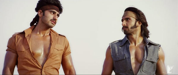 Gunday box office collection: Ranveer Singh and Arjun Kapoor's action thriller rakes in over Rs 40 crore in its first weekend!