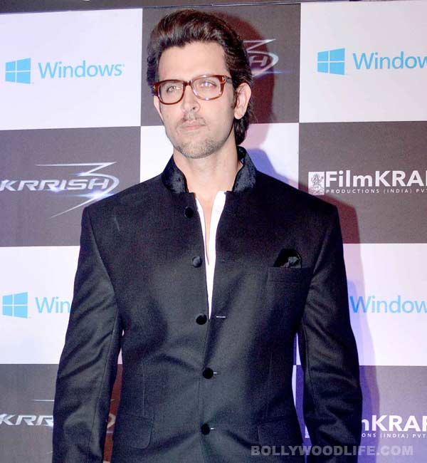 Is Hrithik Roshan risking his life too much?
