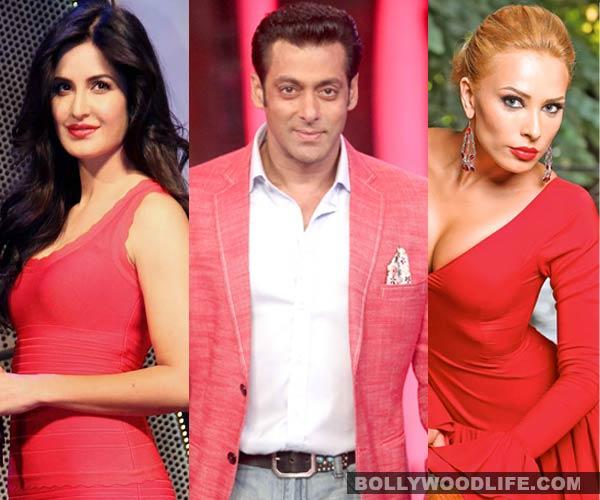 Does Salman Khan still prefer Katrina Kaif over Iulia Vantur?