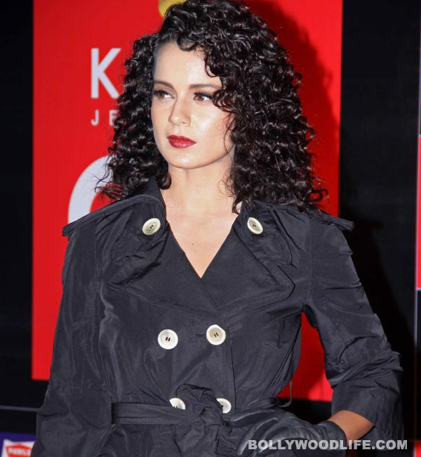 Is Kangna Ranaut planning something special for Valentines day this year?
