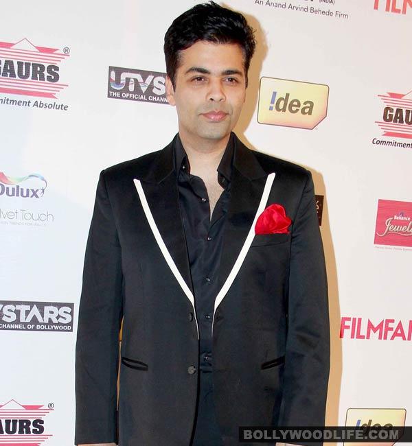 Karan Johar: Imtiaz Ali and Anurag Kashyap look like directors. I have become a mockery of myself