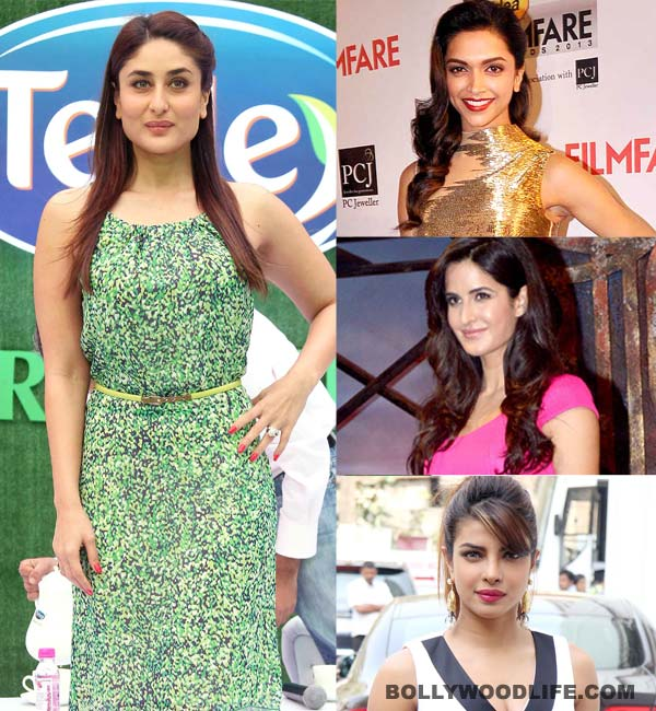 Deepika Padukone, Priyanka Chopra, Katrina Kaif – Who can replace Kareena Kapoor Khan in Shuddhi? Vote!