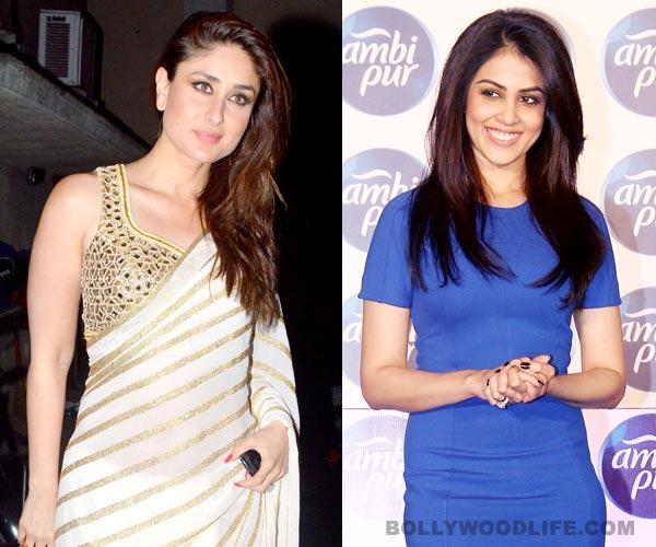 Kareena Kapoor Khan replaces Genelia D'Souza!