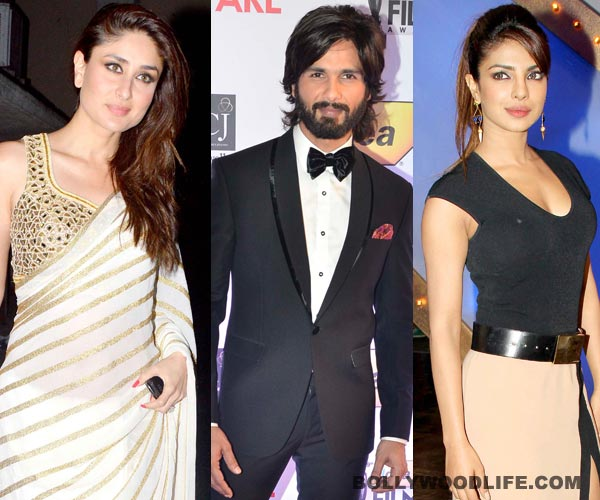Are shahid and priyanka still dating