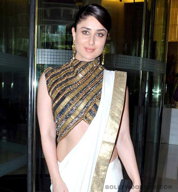 Kareena Kapoor Khan is the showstopper at Lakme Fashion Week grand finale this year!