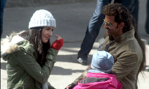 Are Katrina Kaif and Hrithik Roshan the new best friends in Bollywood?