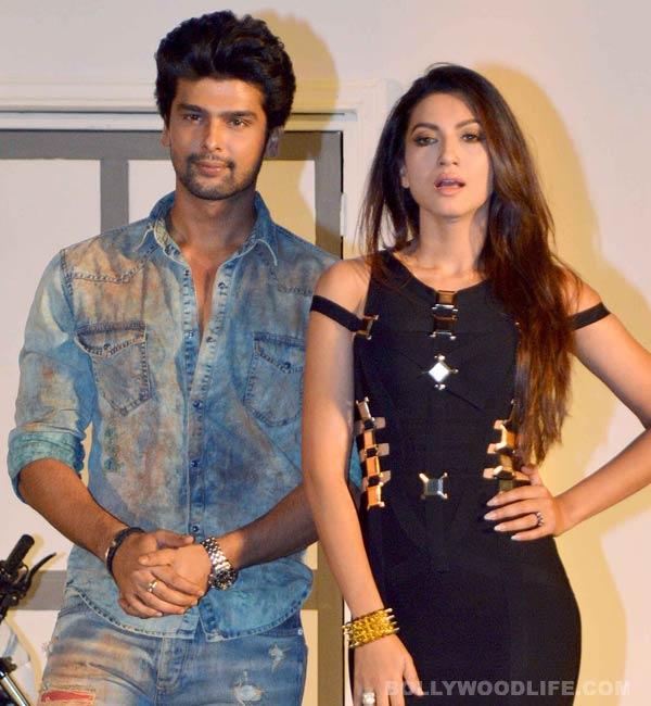 Gauahar Khan: Kushal Tandon and I are exploring our relationship backwards!