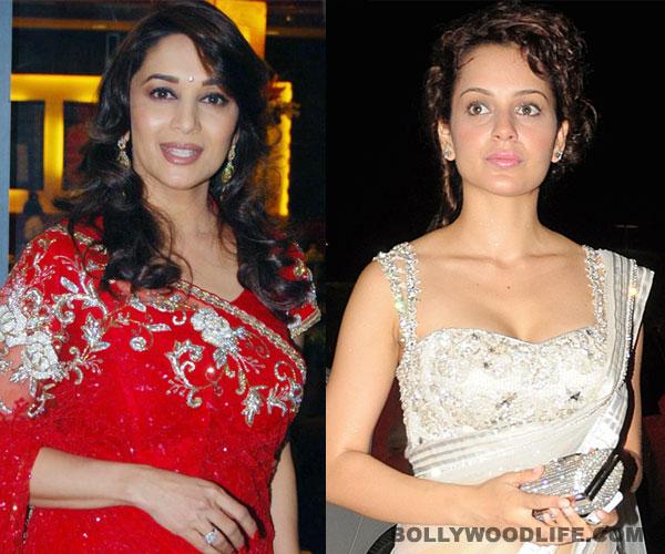 Kangana Ranaut to clash with Madhuri Dixit Nene!