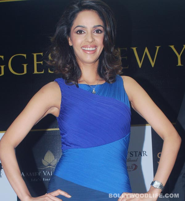 Why is Mallika Sherawat invited to the Oxford University?