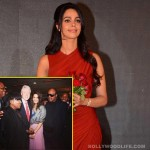 What was Mallika Sherawat doing with former US president Bill Clinton?