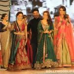 Madhuri Dixit-Nene, Lara Dutta help Manish Malhotra support the girl child!