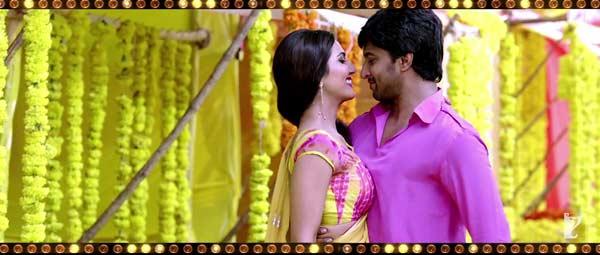 Aaha Kalyanam song Mazhaiyin Saaralil video: Vaani Kapoor-Nani have the best song in the album