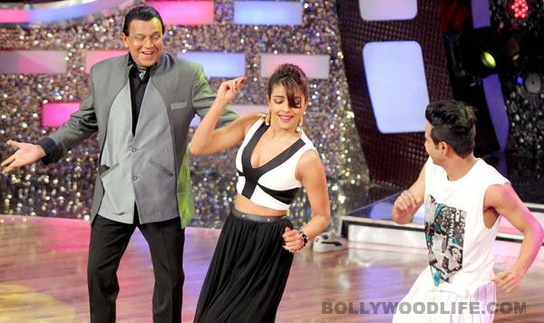 Dance India Dance 4 video: Priyanka Chopra grooves with Mithun Chakraborty