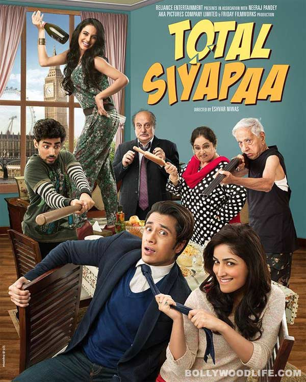 Will Total Siyapaa premier in Pakistan before India?