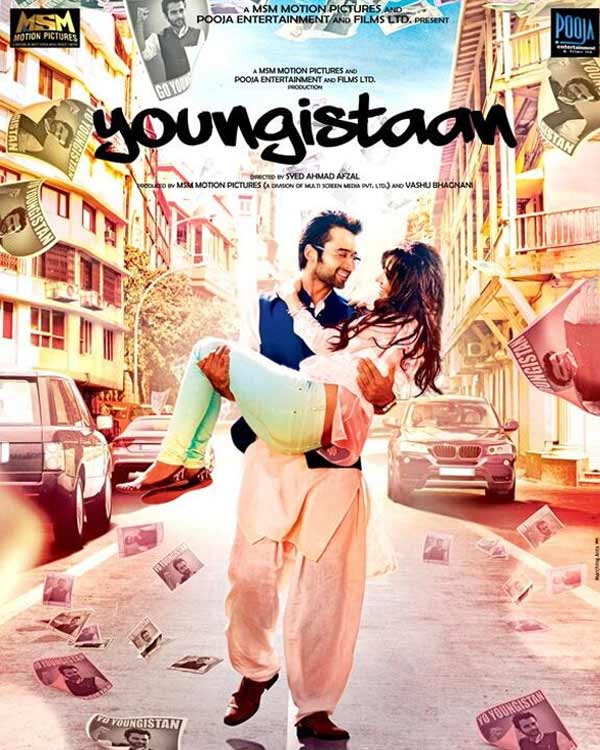 Why is Pepsi filing a case against Jackky Bhagnani's Youngistaan now?