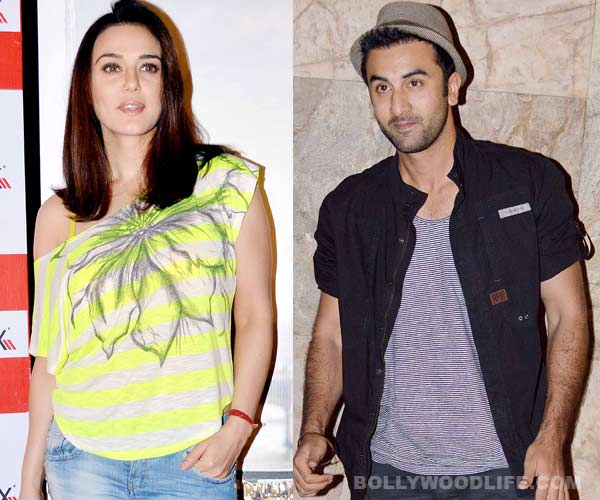Did Preity Zinta stall the shoot of Ranbir Kapoor's Roy?
