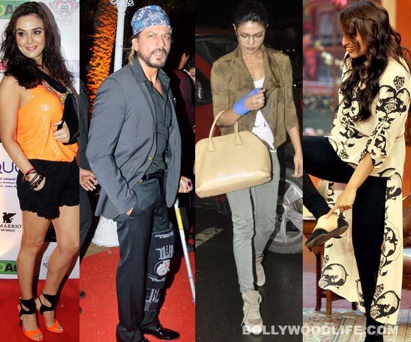 Shahrukh Khan, Shahid Kapoor, Priyanka Chopra: Which star made pain a style statement?