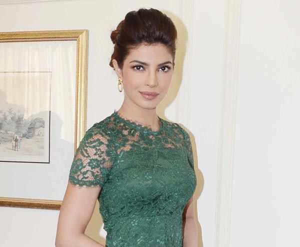 Priyanka Chopra: As long as people want to be entertained by me, I will find ways of entertaining them