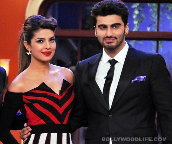 Arjun Kapoor: Priyanka Chopra is not intimidating!