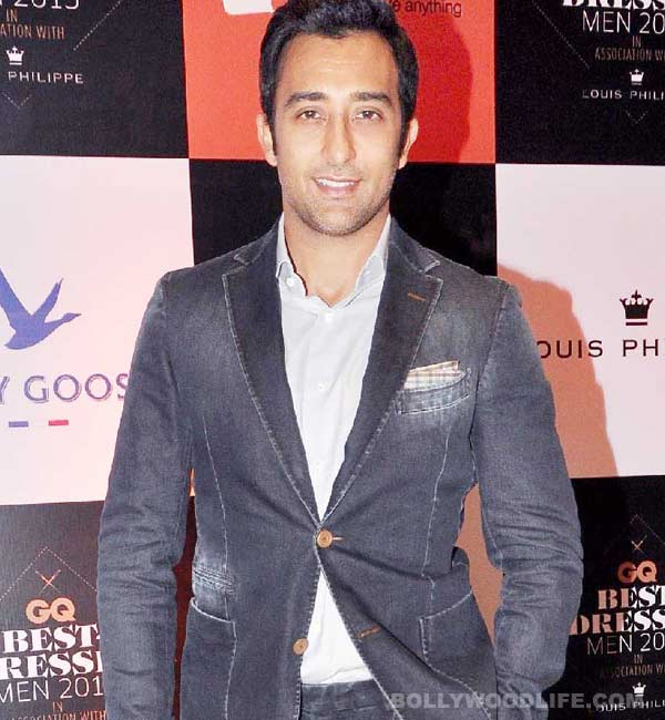 What is Rahul Khanna's role in his new TV show?