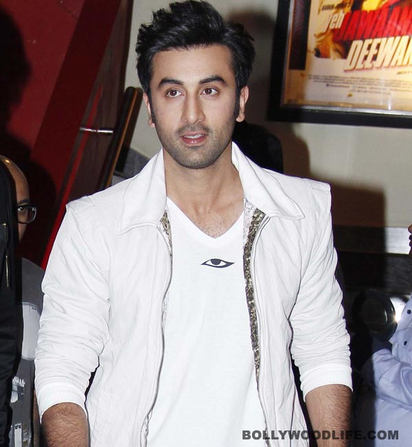 Why did Ranbir Kapoor enroll himself at a New York acting school?