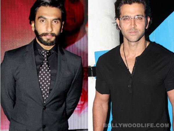 Will Ranveer Singh replace Hrithik Roshan in Shuddhi?