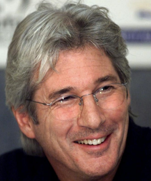 Why is Richard Gere coming to India?