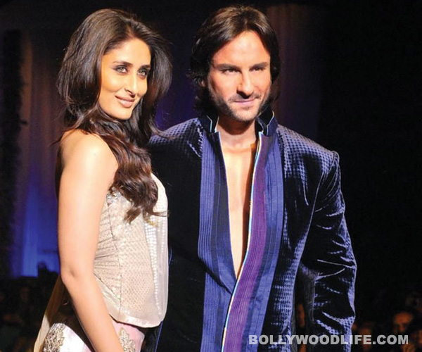 Who is the new entrant in Kareena Kapoor and Saif Ali Khan's life?