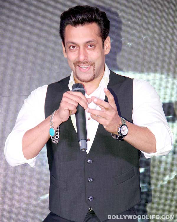 Is this Salman Khan's look for Kick?