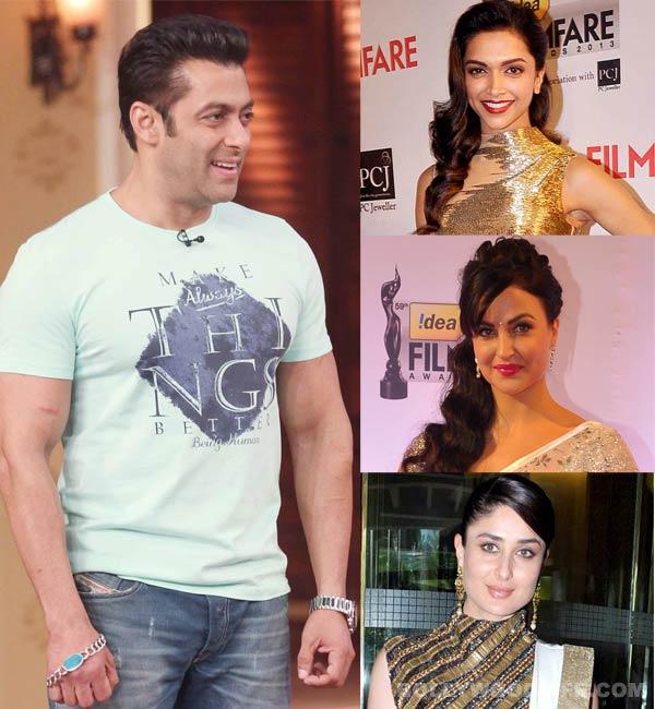 Who will romance Salman Khan in Bade Bhaiyya?