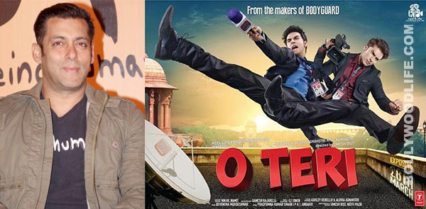 Will Salman Khan's support increase O Teri's numbers at the box-office?