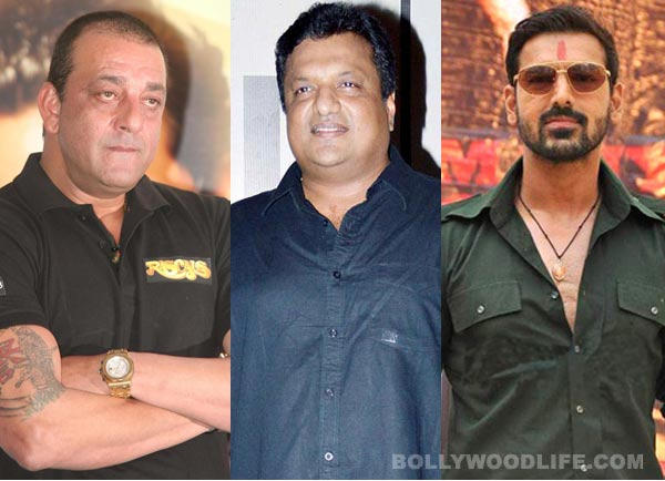 Has John Abraham replaced Sanjay Dutt as Sanjay Gupta's favourite actor?