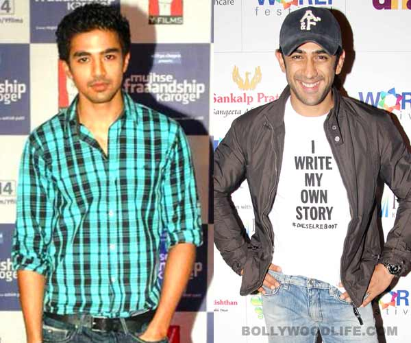 How did Saqib Salim benefit from Amit Sadh's pricey attitude?