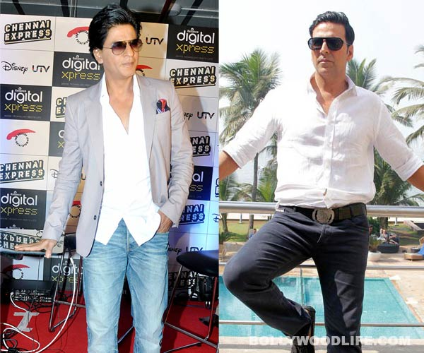 Will Shahrukh Khan and Akshay Kumar clash be averted again?