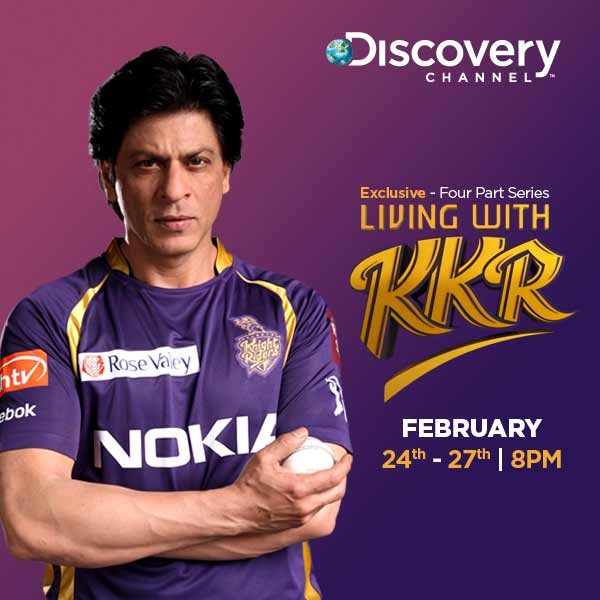Here's your chance to live with Shahrukh Khan for four days!