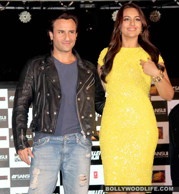 What do Saif Ali Khan and Sonakshi Sinha have in common?