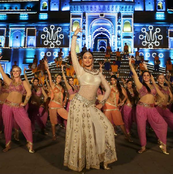 Is Sonakshi Sinha any match to Alia Bhatt as Radha?