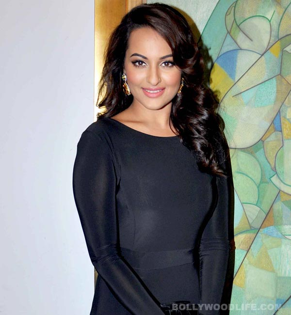 What does Sonakshi Sinha do apart from acting?