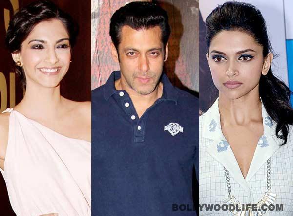 Did Sonam Kapoor beat Deepika Padukone to be Salman Khan's heroine in Bade Bhaiyya?